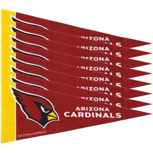 Arizona Cardinals 8 Piece Mini Pennant Set ()