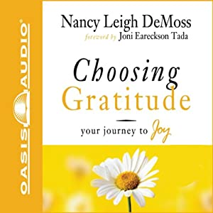 Choosing Gratitude Audiobook