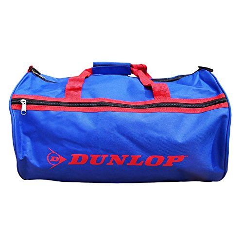 bagaglio WAVE 22 store Blu colori viaggio sport Borsone x DUNLOP MEDIA e Rosso mare x maniglie vari cm 50 a due mano 30 xwwUOqYf