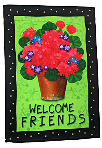 Lantern Hill Premium Garden Flag Yard Decoration; 12