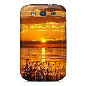 XcBPNLw2394unTkO Faddish Half The Sun Case Cover For Galaxy S3