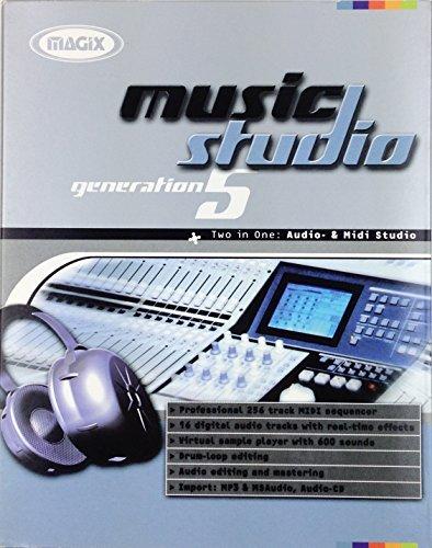 Magix Music Studio Generation 5