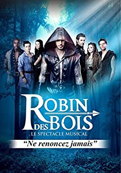 Robin des Bois - Le Spectacle Musical (DVD + CD) by Robin
