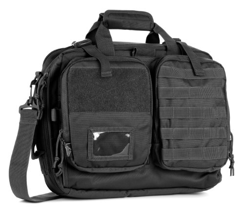 Red Rock Outdoor Gear Navigator Laptop Bag (Black)