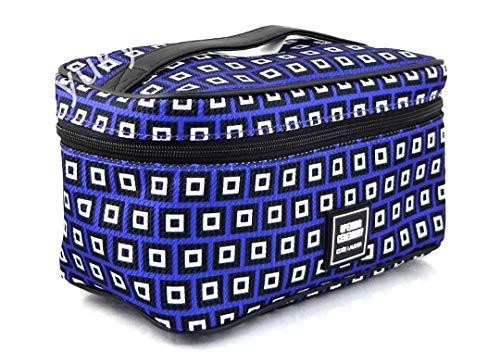 (Estee Lauder Medium Cosmetic Makeup Bag Train Case)
