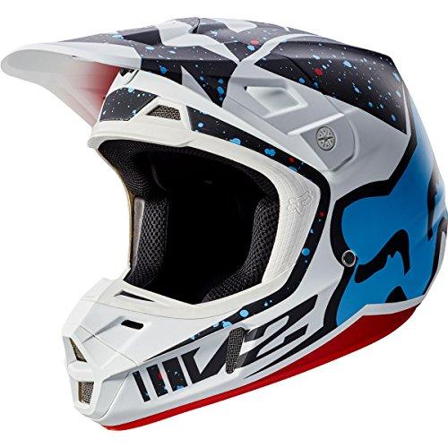 Fox V2 Helmet - 3
