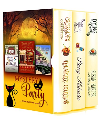 Mystery Party: A Cozy Mystery Boxed Set