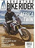 ADVENTURE BIKE RIDER, JANUARY / FEBRUARY, 2016 ISSUE, 32 ( AFRICA TWIN )