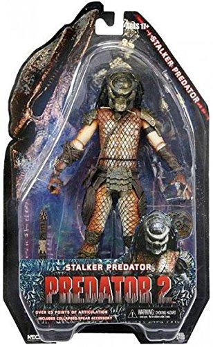 NECA Predator 2 Movie Series 5 Action Figure Stalker Predator (City Hunter Predator)