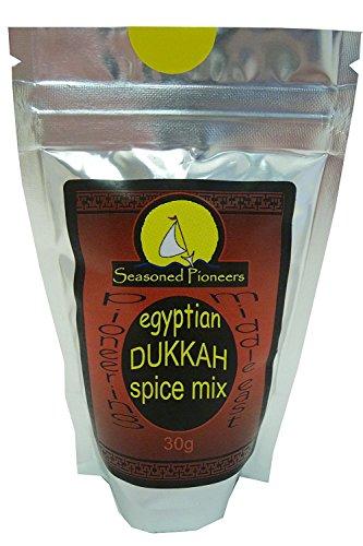 Dukkah Spice Mix by Seasoned Pioneers