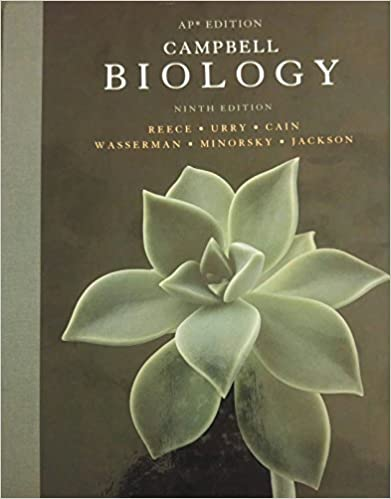 Amazon com: Campbell Biology AP Ninth Edition (Biology, 9th