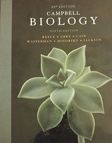 Campbell Biology AP Ninth Edition (Biology, 9th Edition)
