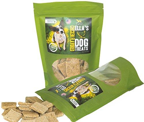 Ella's Diabetic Dog Treats - Double Chicken Pack 16 oz