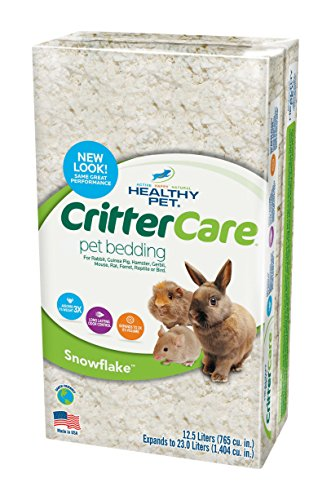 Critter Care Snowflake Bedding