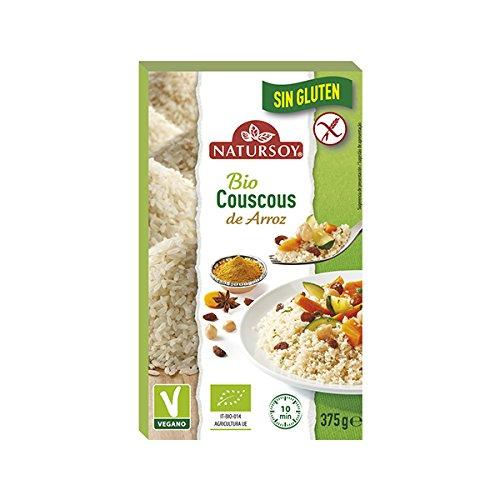 Cous cous de arroz bio, 375g: Amazon.es: Alimentación y bebidas