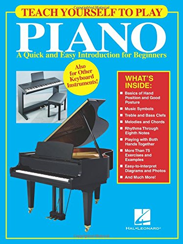 ay Piano: A Quick and Easy Introduction for Beginners ()