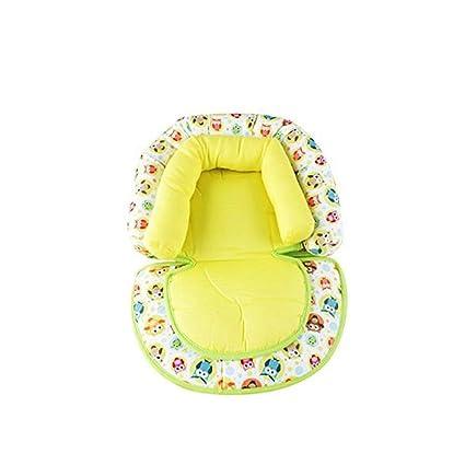 Amazon.com: Cojín para asiento de bebé recién nacido ...
