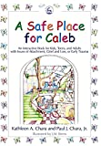 img - for A Safe Place for Caleb: An Interactive Book for Kids, Teens and Adults with Issues of Attachment, Grief, Loss or Early Trauma book / textbook / text book