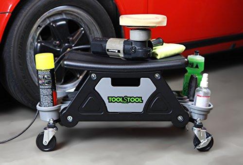 Boomerang ToolStool Roller-Seat Shop-Cart by by Boomerang (Image #8)