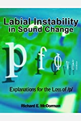 Labial Instability in Sound Change Kindle Edition