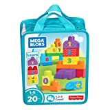 Mega Bloks DLH85 First Builders 123 Count