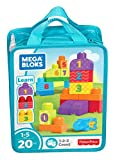Mega Bloks First Builders 123 Count