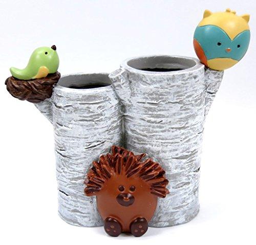 Forest Friends Toothbrush Holder Hedgehog product image