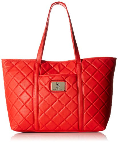 US POLO Association Alex Tote - Red - One Size