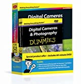 Digital Cameras & Photography For Dummies, Book + DVD Bundle