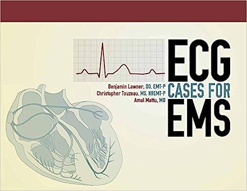 ECG Cases for EMS - Original PDF