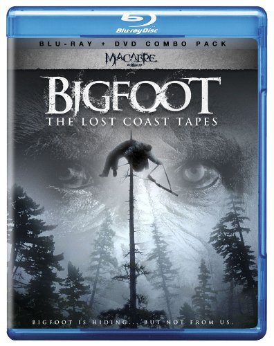 Bigfoot: The Lost Coast Tapes BD/Combo [Blu-ray]
