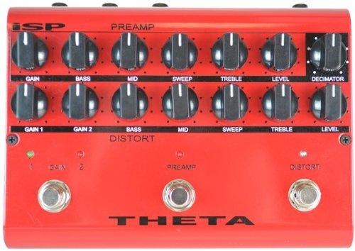 【信頼】 ISP Preamp Technologies THETA Preamp Pedal ISP B00I2THUQ8 B00I2THUQ8, カミツエムラ:3d3f22dc --- a0267596.xsph.ru