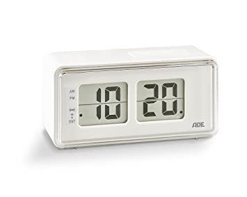 Orologio trevi clock quarzo alarm snooze luce silenzioso con