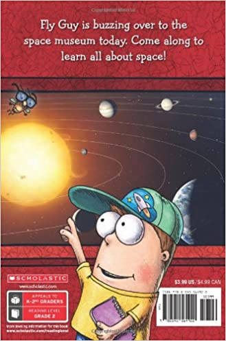 Fly Guy Presents: Space (Scholastic Reader, Level 2): Tedd Arnold ...