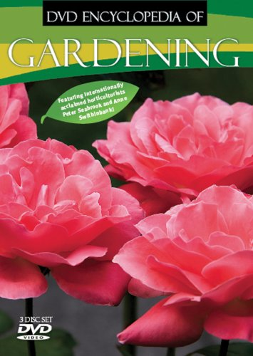 DVD Encyclopedia of Gardening by Super-D