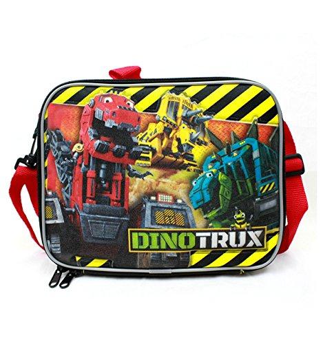 DinoTrux Lunch Bag #85098 by Mattel