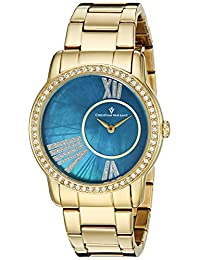 Christian Van Sant CV3612 Womens Exquisite Wrist Watches
