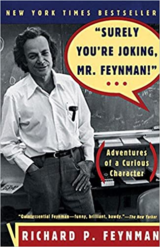 Image result for surely you're joking mr feynman