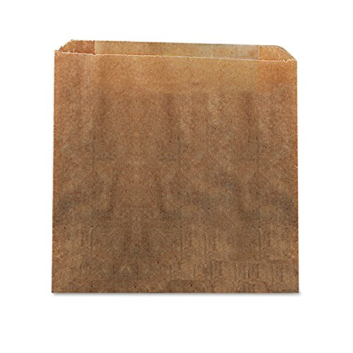 Hospeco HOS 6141 Waxed Paper Receptacle (Hospital Specialty Kraft Waxed Paper)