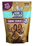 Howls'S Kitchen At313 Chicken And Cranberry Pet Treat Wafer, One Size/10 Oz