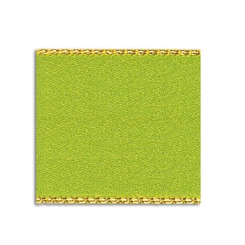 ハマナカ H780-625-005 ゴールドエッジサテン 25mm巾 B008RH45T0