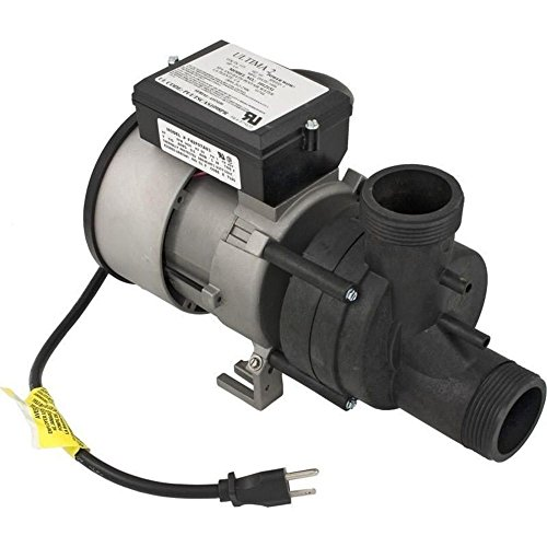 Balboa 1051057 Wow Bath Pump 9.0Amps 115V 1HP 3' Nema Cord Air Switch
