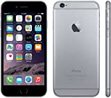 Apple iPhone 6, GSM Unlocked, 64GB - Space Gray (Renewed)
