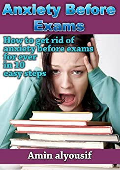 how to get rid of nervousness and anxiety