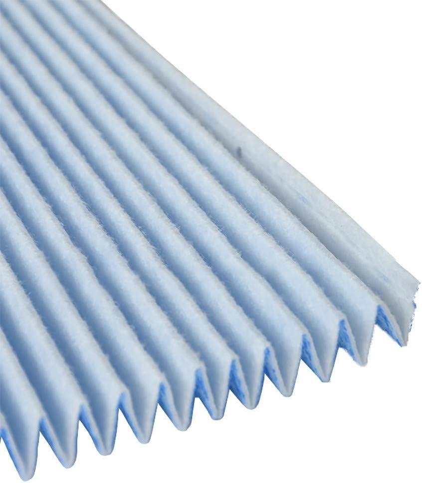 5Pcs Air Purifier Pleats Filter Replacement Accessories for Daikin Air Purifier MC70KMV2MCK57LMV2 BAC006A4C BAC017A4C Folding Filter