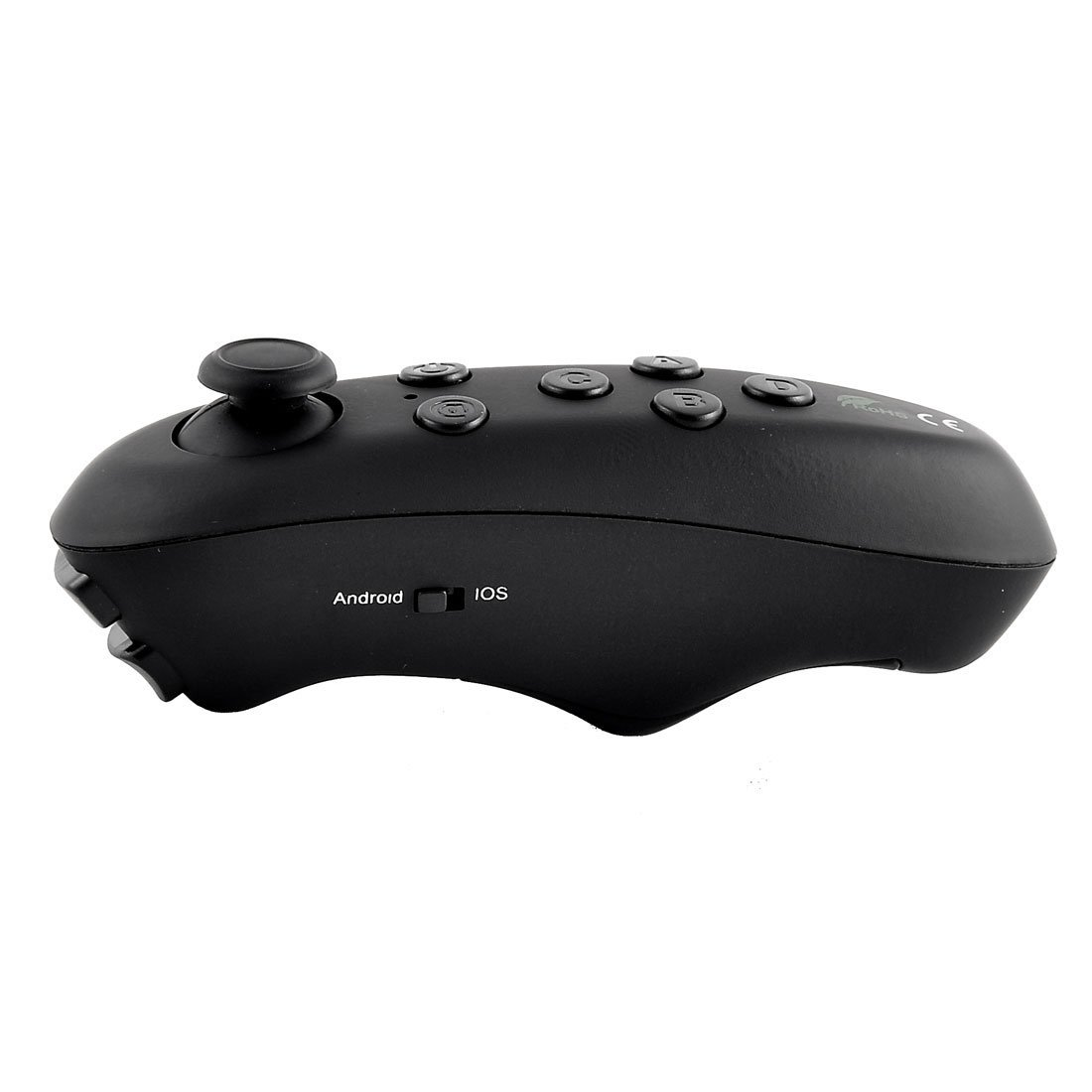 Amazon.com: eDealMax Portátil VR Lentes Bluetooth Juego de Control remoto Universal Manilla Negro: Electronics