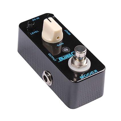 Mooer Blues Crab – Blues Drive Pedal para guitarra eléctrica
