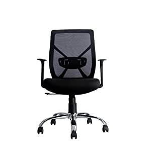 Sit Right X-Factor Nylon High Base with T.Arm Office Chair