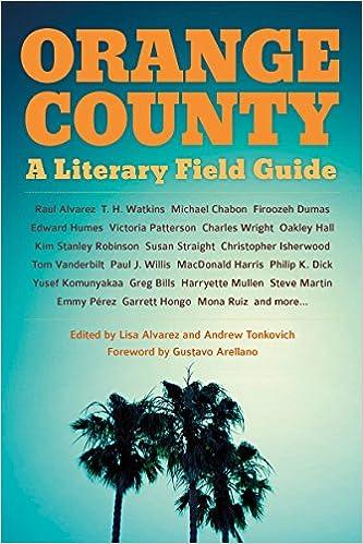 Amazon Orange County A Literary Field Guide 9781597143875