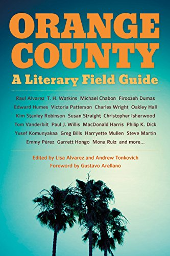 Orange County  A Literary Field Guide